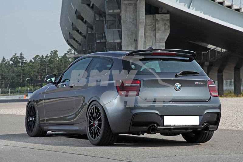 Unpaint BMW Series F F Hatchbak DR DR ACType Roof Trunk - Bmw 1 series hatchback