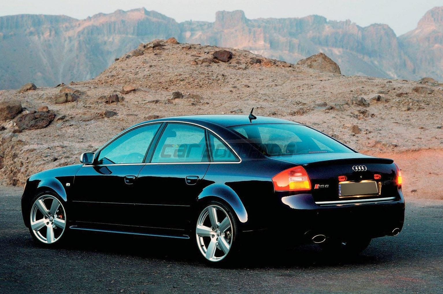 item in la unpainted audi a6 c5 sedan s6 a type trunk. Black Bedroom Furniture Sets. Home Design Ideas