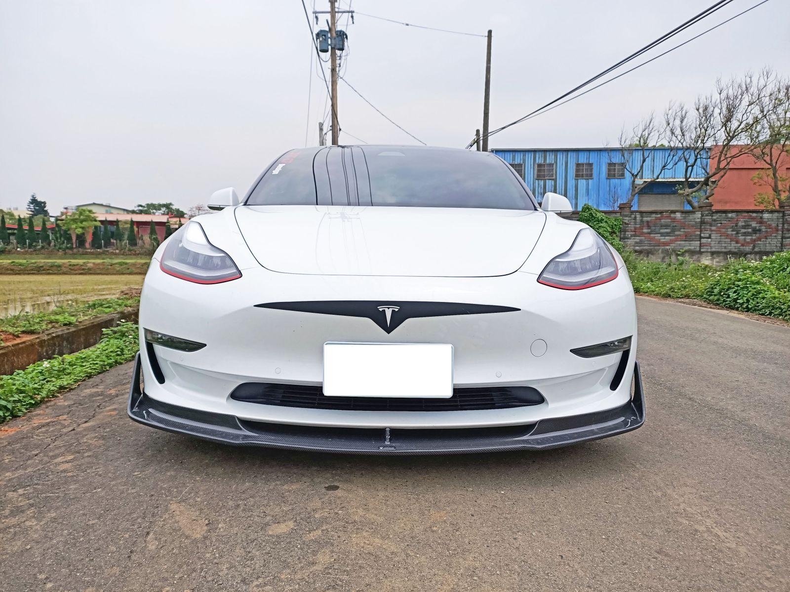 2020 Fit FOR Tesla Model 3 Fastback DTO Front Grille ...