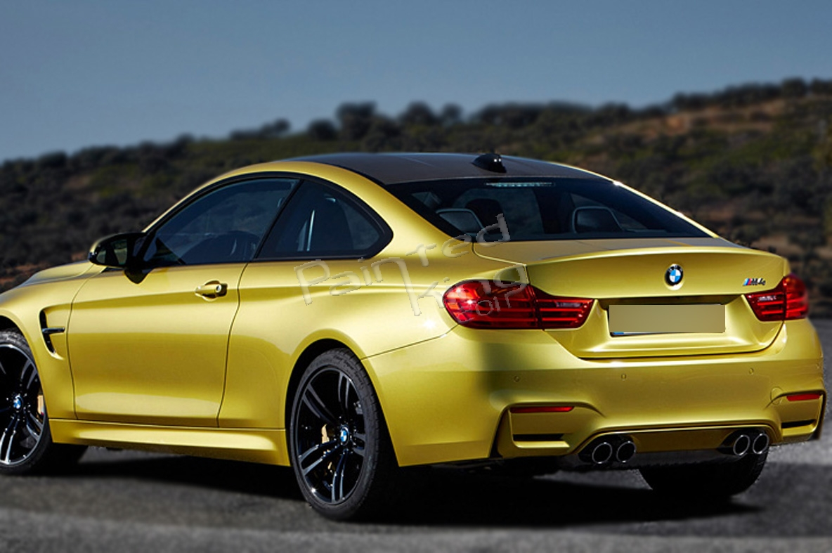 Stock In La Carbon Bmw 4 Series F32 Coupe M4 Look Trunk