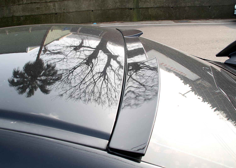 for honda civic 8th 8 jdm 4d sedan rear v style window